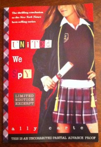 united we spy excerpt book