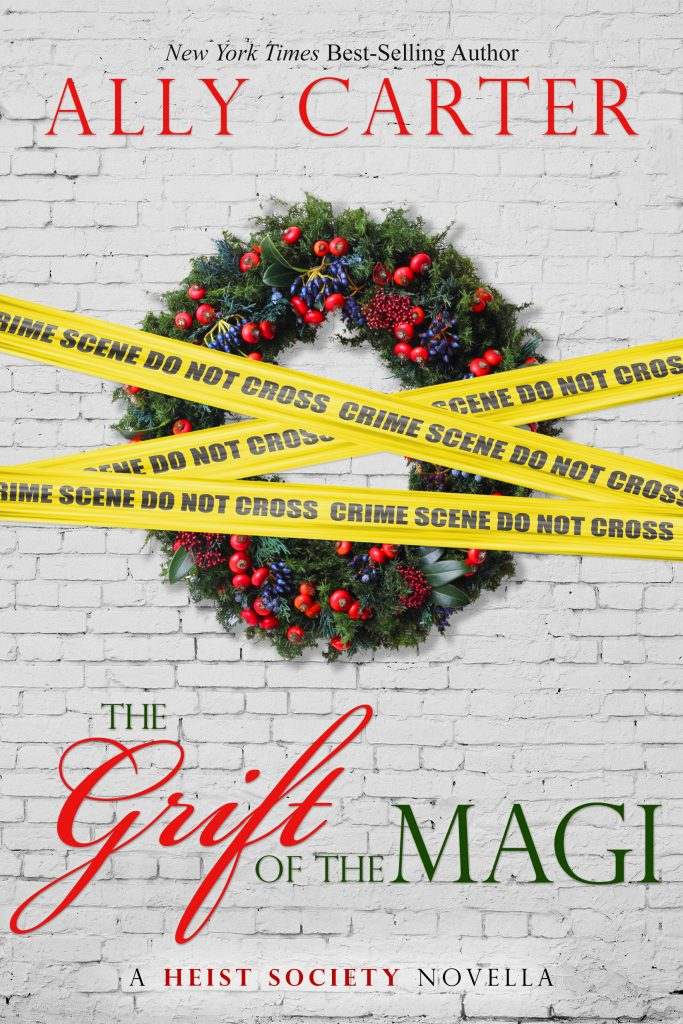 The Grift of the Magi cover