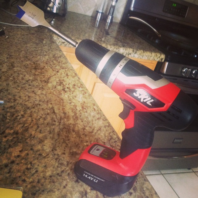 Yeah. I own this. And I'm not afraid to use it. Girl Power(tools)!